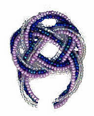 Double Coin Knot Pattern
